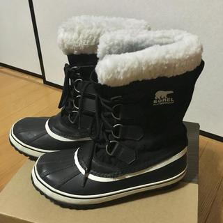 ソレル(SOREL)のソレル SOREL ウィンターブーツ 24センチ(ブーツ)
