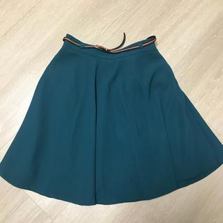 ストラ(Stola.)のストラ Aラインスカート(ひざ丈スカート)