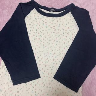 ジャーナルスタンダード(JOURNAL STANDARD)のお花 ロンT(Tシャツ(長袖/七分))