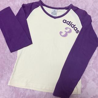アディダス(adidas)のadidas ラグランTシャツ(Tシャツ(長袖/七分))