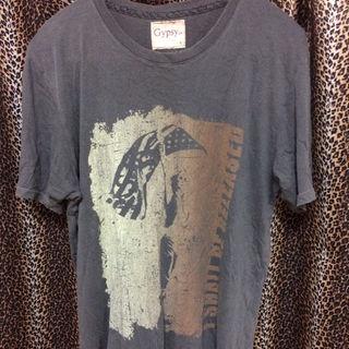 ジプシー05(Gypsy 05)のジプシー05 ダメージ加工カットソー サイズS Gipsy 05 美品!(Tシャツ/カットソー(半袖/袖なし))