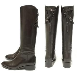 サルトル(SARTORE)のサルトル バッククロス 乗馬ブーツ 35 約22cm 新品 SARTORE(ブーツ)