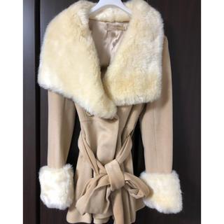 リュクスローズ(Luxe Rose)のファーコート Luxe Rose リュクスローズ 新品(毛皮/ファーコート)