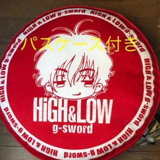 シマムラ(しまむら)のHigh&Low しまむらコラボ クッション&パスケース セット(ミュージシャン)