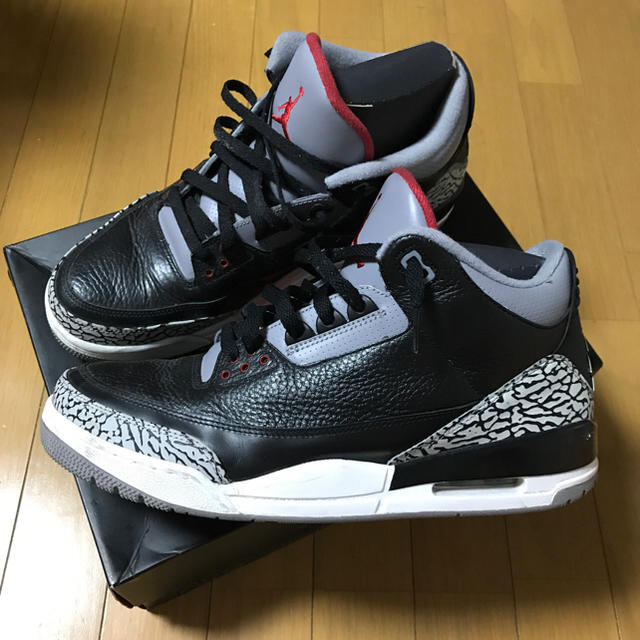 online store fd38d 61ab9 正規品 Air Jordan 3 Retro Supreme Dunk SB