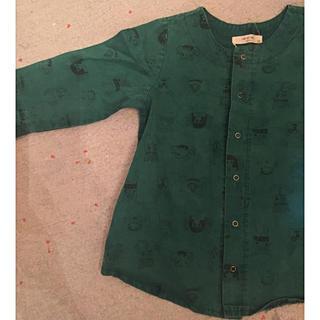 コドモビームス(こども ビームス)のコートシャツ(シャツ/カットソー)