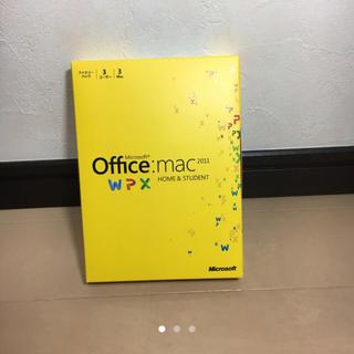 マック(Mac (Apple))のMac office(PC周辺機器)
