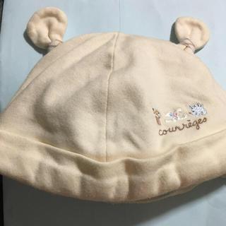 クレージュ(Courreges)のcourreges*ベビー帽子(帽子)