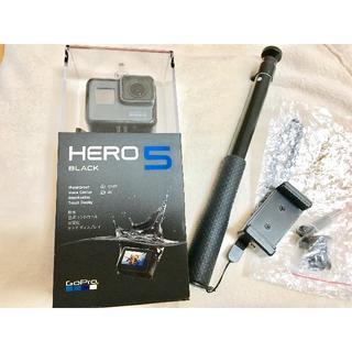 ゴープロ(GoPro)の【最終値下げ】Gopro Hero5 Black(コンパクトデジタルカメラ)