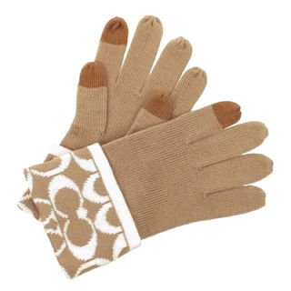コーチ(COACH)のcoach 手袋 正規品 新品(手袋)