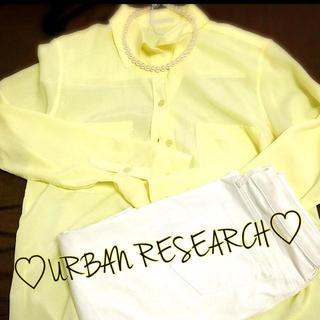 アーバンリサーチ(URBAN RESEARCH)の♡URBAN RESEARCH♡(シャツ/ブラウス(長袖/七分))