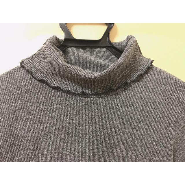 evelyn(エブリン)のアンミール・ハイネックトップス レディースのトップス(ニット/セーター)の商品写真
