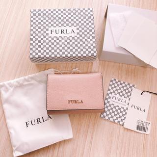 美品 ♡ FURLA バビロン ミニ財布 ♡