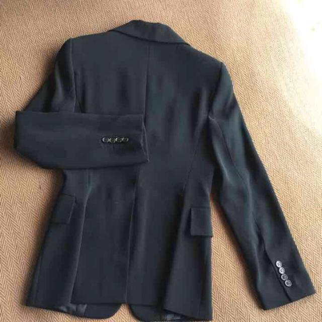 BENETTON(ベネトン)の年末大処分‼️ ベネトン ブラックジャケット レディースのジャケット/アウター(テーラードジャケット)の商品写真
