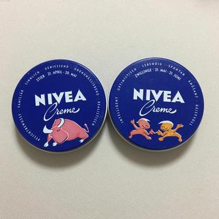 ニベア(ニベア)のりぼん様専用 NIVEA 2つセット(ハンドクリーム)