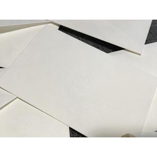 シャネル(CHANEL)のシャネル メッセージカード 6枚セット(カード/レター/ラッピング)
