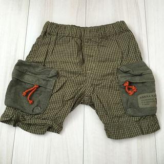 ハッカキッズ(hakka kids)の【hakka baby】 ズボン  サイズ90(パンツ)