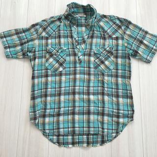 フォーティファイブアール(45R)の【45rpm】 メンズシャツ サイズ3(シャツ)