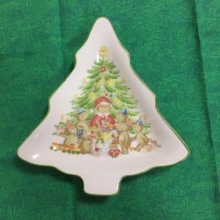 ニッコー(NIKKO)のクリスマストレー(食器)