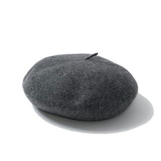 ミルクフェド(MILKFED.)のベレー帽(ハンチング/ベレー帽)