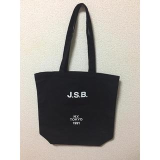 サンダイメジェイソウルブラザーズ(三代目 J Soul Brothers)のJ.S.B トートバッグ(トートバッグ)