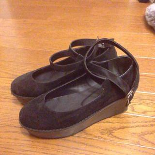 ローリーズファーム(LOWRYS FARM)のローリーズファーム厚底靴(ハイヒール/パンプス)