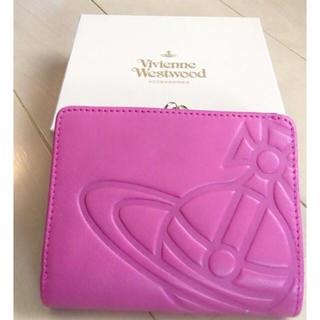 ヴィヴィアンウエストウッド(Vivienne Westwood)のVivienne Westwood 二つ折財布(財布)
