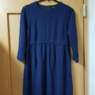 ザラ(ZARA)のZARA ワンピース マタニティ 妊婦服(マタニティワンピース)