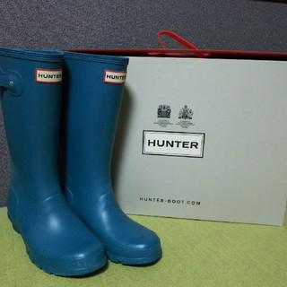 ハンター(HUNTER)のハンター レインブーツ 長靴 21㎝(長靴/レインシューズ)