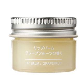 ムジルシリョウヒン(MUJI (無印良品))の無印良品 リップバーム グレープフルーツの香り(その他)