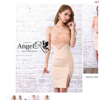 エンジェルアール(AngelR)のAngel R キャバ ドレス(ミニドレス)