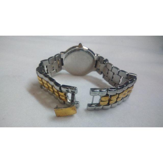 GIVENCHY(ジバンシィ)の値下げ 腕時計 ジバンシー クォーツ メンズ 中古 白ツートン メンズの時計(腕時計(アナログ))の商品写真