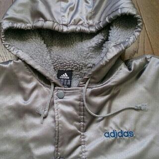 アディダス(adidas)のアディダス ベンチコート 160(ウェア)