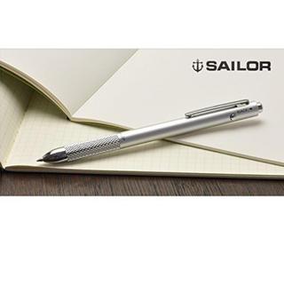 セーラー(Sailor)の【新品未使用】SAILOR  2色ボールペン+シャープペンシル(ペン/マーカー)