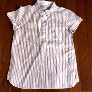 ジーユー(GU)の新品タグ付き(シャツ/ブラウス(半袖/袖なし))