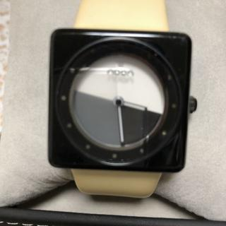 ヌーン(noon)のヌーン32 中古品 メンズ レディース 値下げします(腕時計(アナログ))