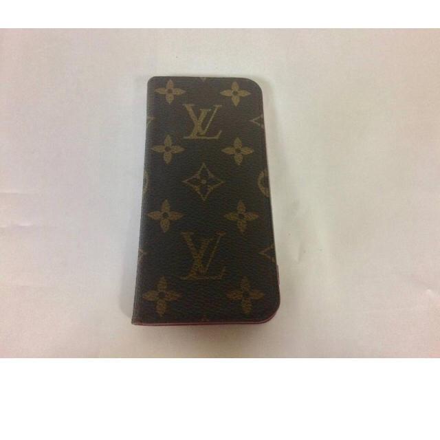 louis iphone7plus ケース 三つ折 | LOUIS VUITTON - 極美品本物ルイヴィトンLVモノグラム携帯ケースiphone6.6sスマホカバーの通販 by gugu59's shop|ルイヴィトンならラクマ