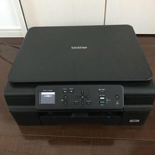 ブラザー(brother)のブラザー brother プリンター J152N スキャナー 無線LAN(PC周辺機器)