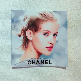 シャネル(CHANEL)の【非売品】CHANELポスター(ポスター)