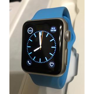 アップルウォッチ(Apple Watch)のApple Watch 38mm MJ2V2J/A(スマートフォン本体)