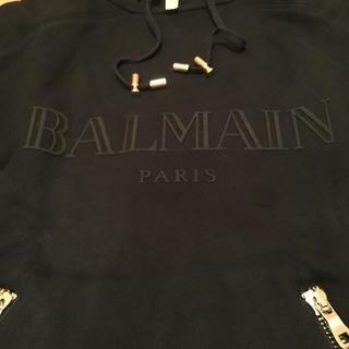バルマン(BALMAIN)のBALMAIN!カッコイイクリーニング済みパーカー(パーカー)
