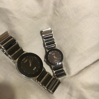 テクノス(TECHNOS)のTECHNO SWISS テクノス 腕時計 カップル腕時計(腕時計)