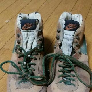 ナイキ(NIKE)のナイキ、アプローチ、登山靴、(登山用品)