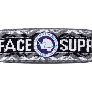 シュプリーム(Supreme)のSupreme 17ss The North Face Headband 黒(その他)