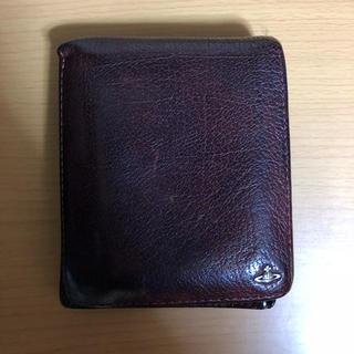 ヴィヴィアンウエストウッド(Vivienne Westwood)のvivienne westwood 二つ折り財布 箱付き(折り財布)