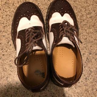 ドクターマーチン(Dr.Martens)のドクターマーチン♡ウィングチップシューズ(ローファー/革靴)