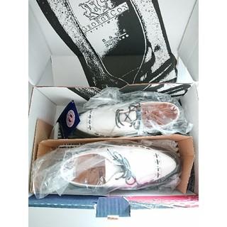 ジョージコックス(GEORGE COX)の新品完売品 George Cox ラバーソール3705VI M/G GIBSON(ローファー/革靴)