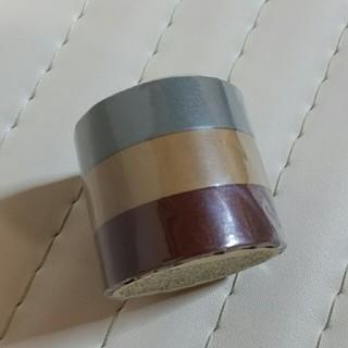 ムジルシリョウヒン(MUJI (無印良品))の【新品・】無印良品 マスキングテープ(テープ/マスキングテープ)