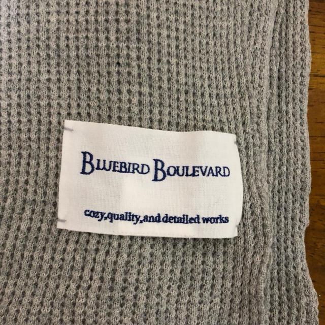 Ron Herman(ロンハーマン)のブルーバードブルーバード ストール レディースのファッション小物(ストール/パシュミナ)の商品写真