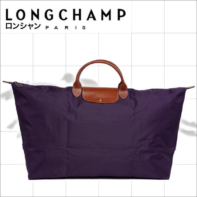 8dd4e737ffab LONGCHAMP - ロンシャントートバッグ(L)の通販 by エリザベス's shop ...